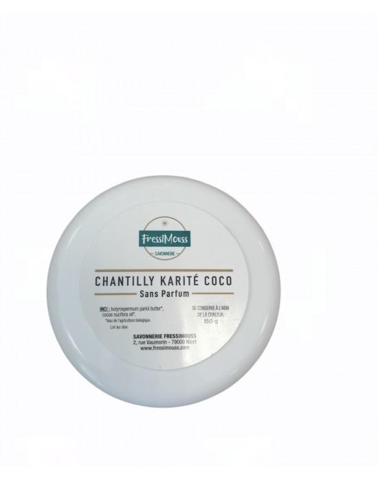 "Chantilly Karité Coco ""K'aress"""